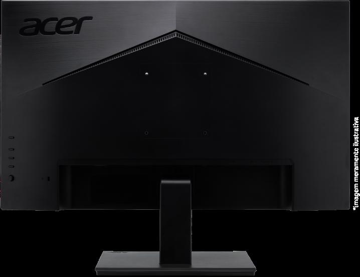 Acer Monitor Traseira Limpa
