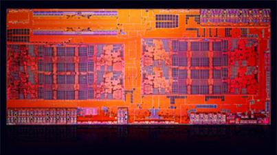 Ilustração tecnologia AMD SenseMI