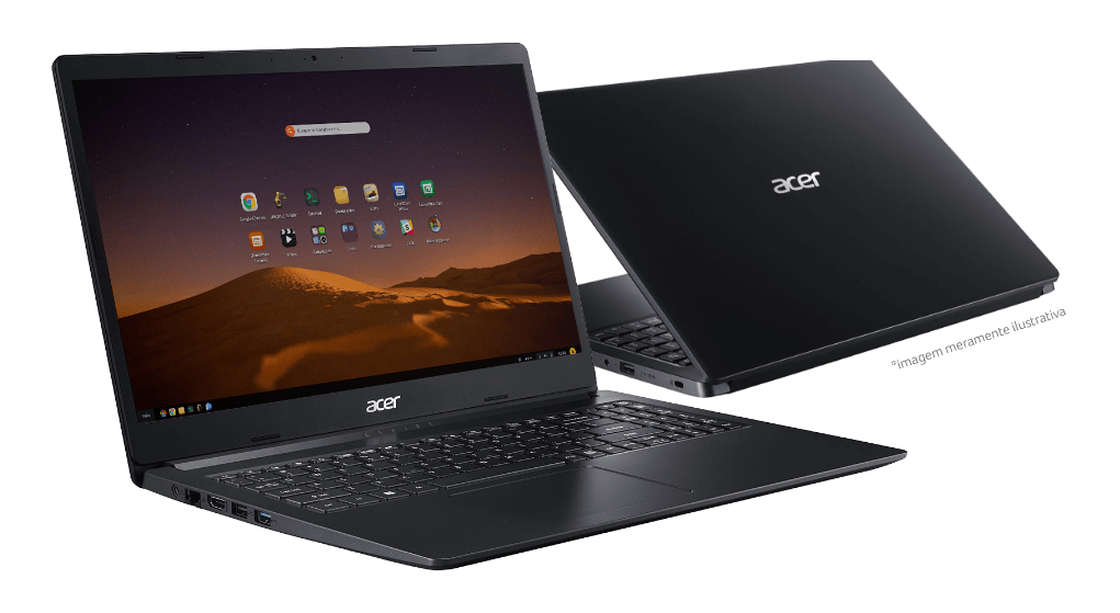 Notebook A315-34-C6ZS