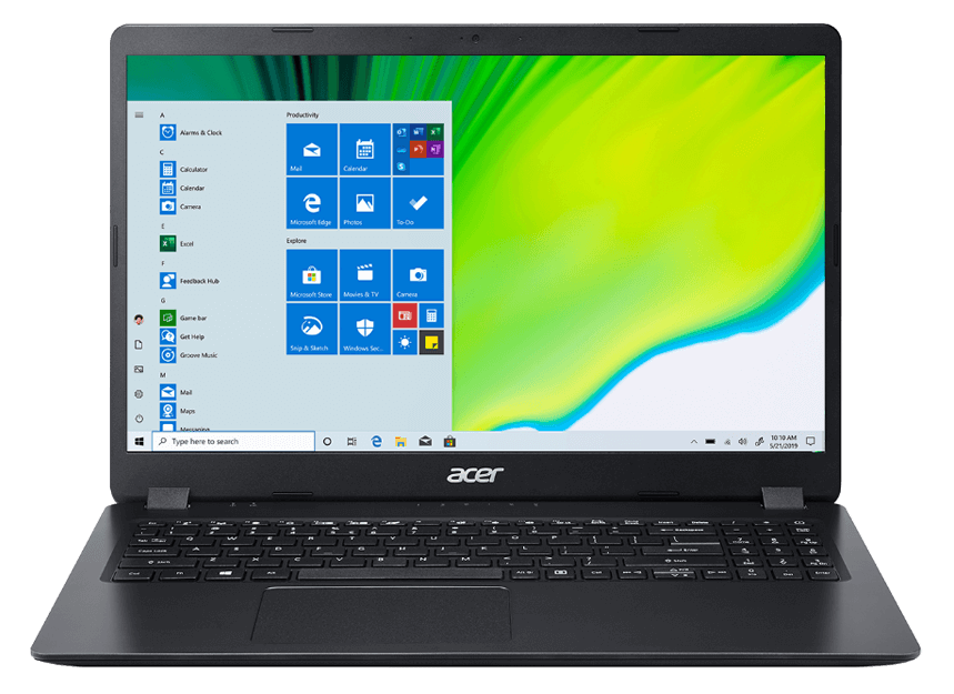 Monitor Notebook Acer Aspire 3 A315-42G-R8LU