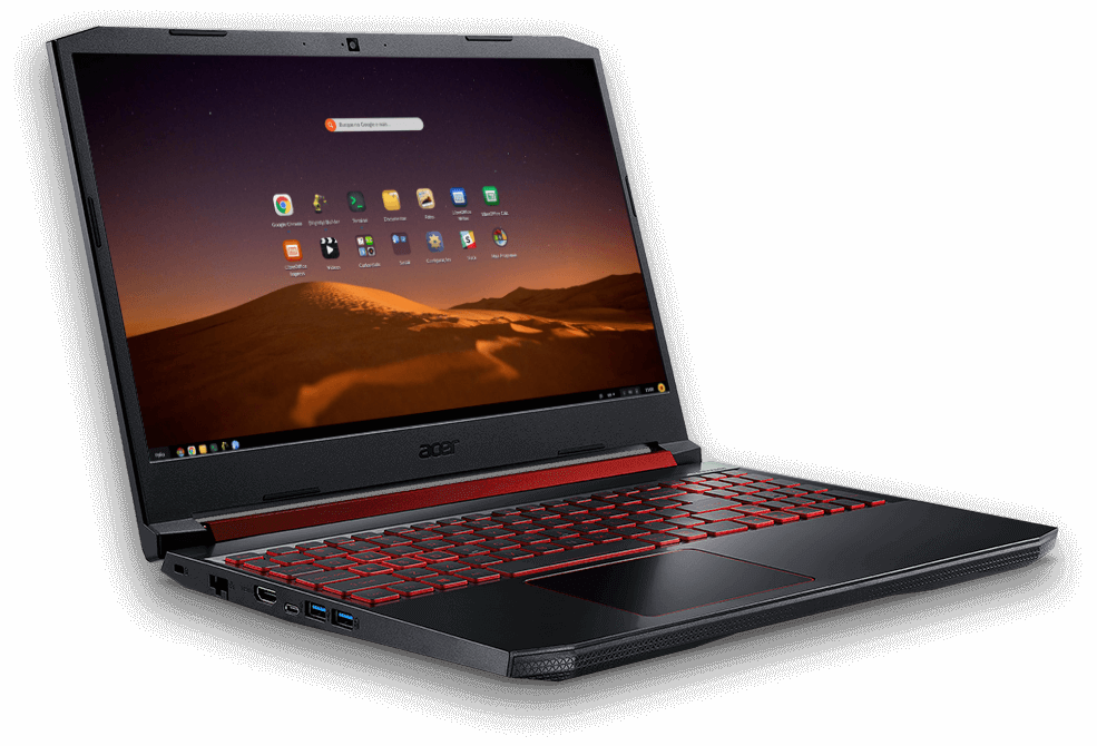 Tela do Notebook Acer Aspire Nitro 5