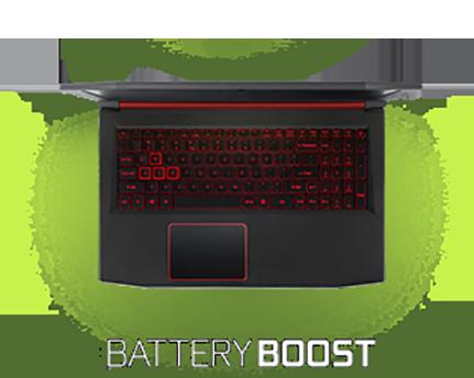 Ícone BatteryBoost™