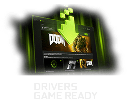 Ícone Drivers Game Ready