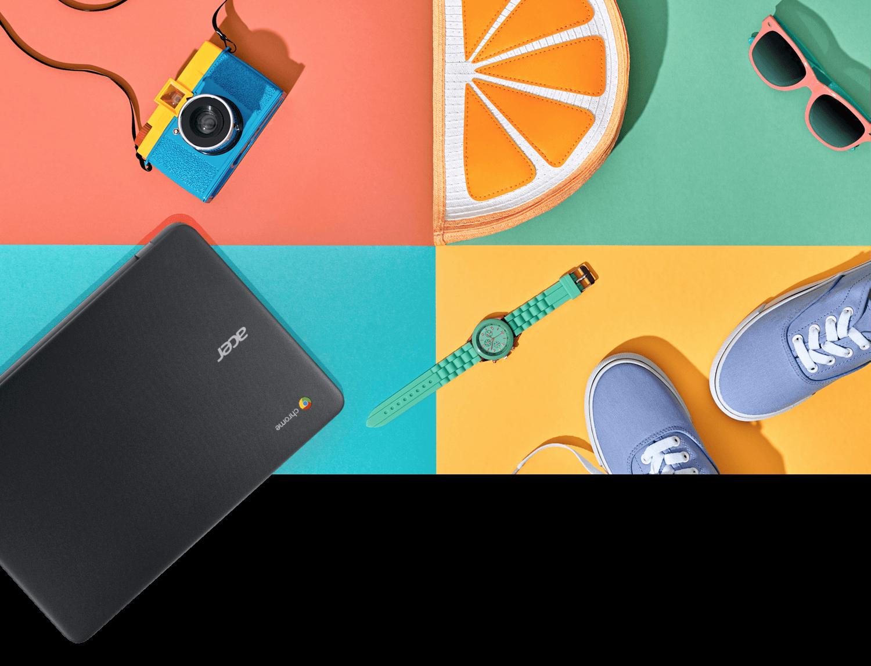 Plano de fundo Acer Chromebook C733-C607