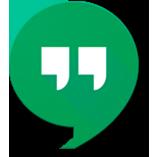 Logo Google Hangouts Acer Chromebook