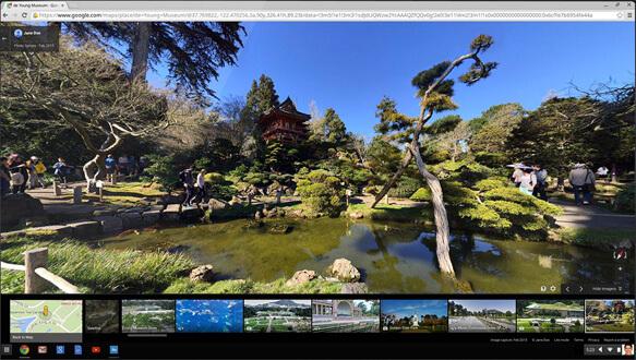 Acer Chromebook C733T-C2HY - Tela do Google Maps