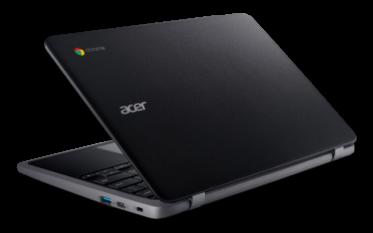 Acer Chromebook visão traseira